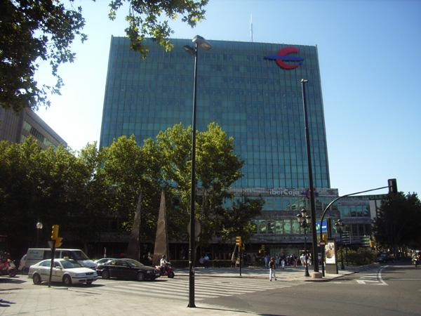 Mantenimiento Edificio Ibercaja
