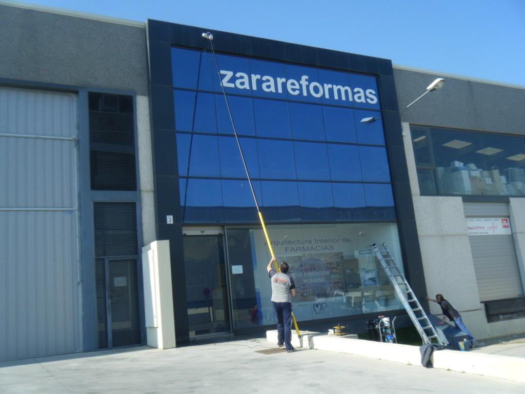 Fachada Zarareformas